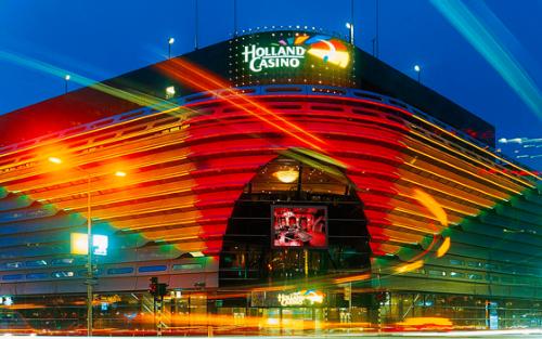 """""""Holland Casino is op dit moment nog het enige volwaardige casino van Nederland"""""""