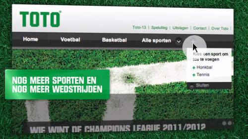 """""""Gokken op sportwedstrijden kan in Nederland via de Toto, maar waarschijnlijk binnenkort ook online"""""""
