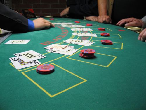"""""""Blackjack mag uiteraard niet in de top 5 ontbreken"""""""