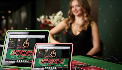 """""""Ook op je tablet en mobiele telefoon kun je live casino spellen spelen"""""""