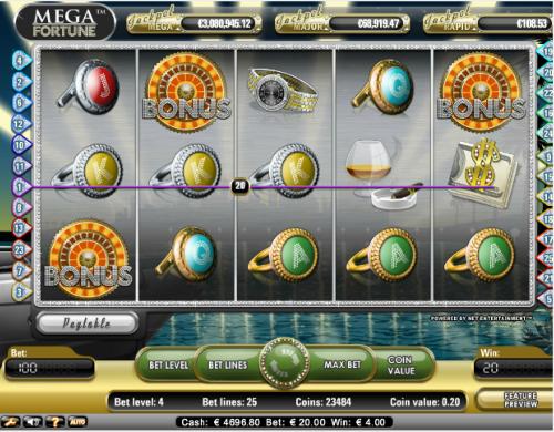 """""""Een overzicht van de Mega Fortune gokkast"""""""