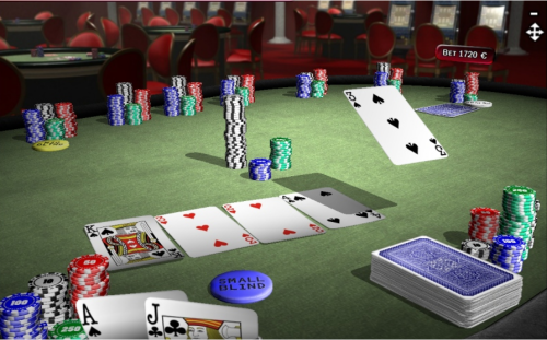 """Texas Hold'em is de meest populaire variant van het gokspel poker"""