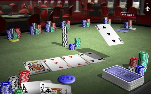 """""""Texas Hold'em is de meest populaire variant van het gokspel poker"""""""